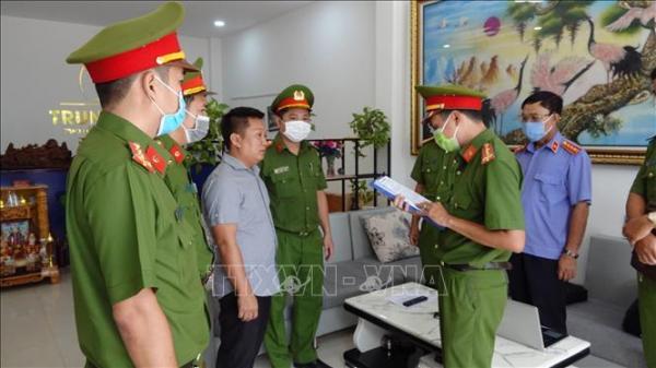 Bắt tạm giam giám đốc công ty bất động sản ở Phan Thiết, Bình Thuận