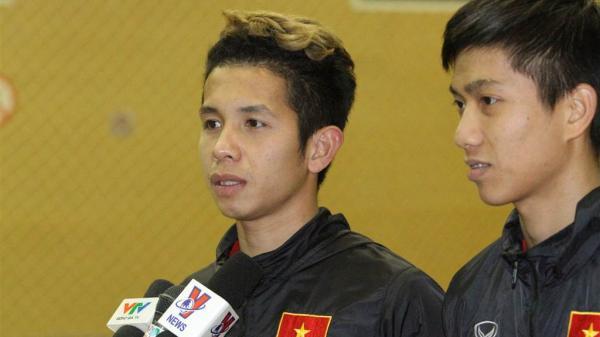 Sau khi giúp U23 Việt Nam tạo nên chiến tích, Hồng Duy lặng lẽ trở về nhà mà không ai ra đón