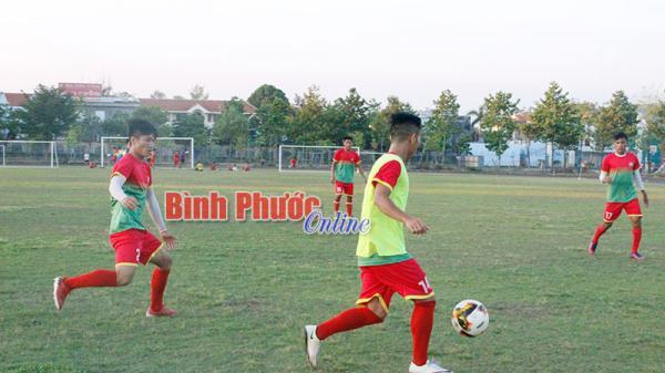 Câu lạc bộ bóng đá Bình Phước trước mùa giải mới