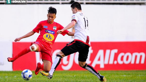 Chân dung 'sát thủ' trẻ người Bình Phước Lê Minh Bình, tài năng số 1 sau lứa Công Phượng của U19 HAGL