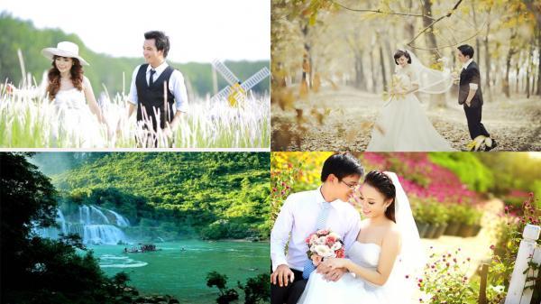 NGẤT NGÂY với những điểm chụp ảnh cưới SIÊU CHẤT ở Bình Phước