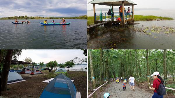 Trải nghiệm ĐẦY HỨNG KHỞI với vẻ đẹp hoang sơ của hồ Suối Giai ở Bình Phước