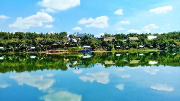 Note ngay địa điểm 'tránh nắng' mới toanh vừa đẹp, vừa rẻ ở Bình Phước đang khiến nhiều người mê mệt