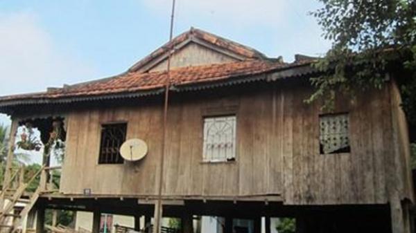 Gìn giữ nhà sàn người Khmer ở Bình Phước