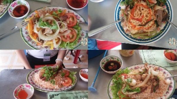 Ghé quán ăn người Hoa ở Bình Phước thưởng thức món cơm chiên gà bình dân ngon chẳng thua kém gì nhà hàng