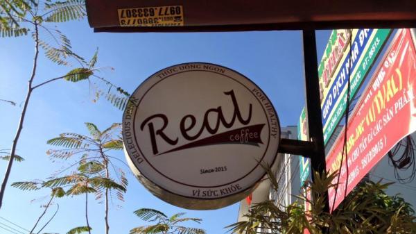 Là tín đồ của cà phê đúng CHUẨN thì nhất định bạn đừng bỏ lỡ một địa điểm như Real Coffee ở Bình Phước