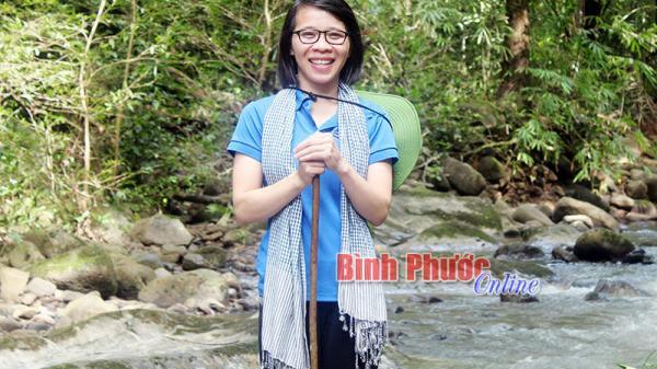Bình Phước: Nguyễn Duy Thái Hà - Cán bộ đoàn năng động