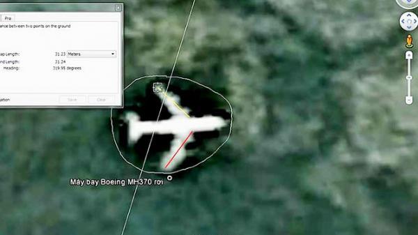 Công an làm việc với 'thánh chém' tìm thấy máy bay MH370