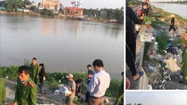 Phát hiện t.hi t.hể bé trai sơ sinh nghi bị mẹ vứt bỏ dưới bờ sông