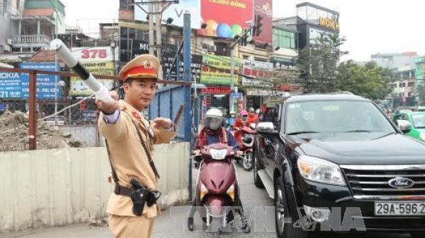 CSGT có được rút chìa khóa xe máy của người vi phạm?