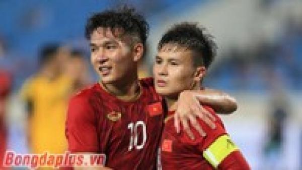 Lịch thi đấu bóng đá U23 Việt Nam tại vòng loại U23 châu Á 2020
