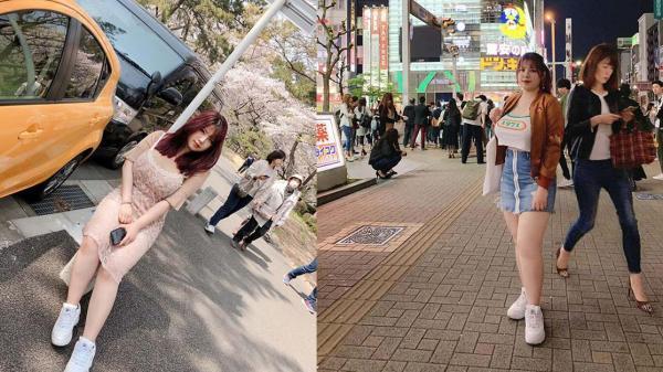 Sang Nhật Bản du học, nữ sinh ngực khủng 110cm vẫn bị chụp lén ở ga tàu điện ngầm