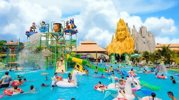 Nhiều khu vui chơi ở Sài Gòn miễn phí cho trẻ em dịp Tết Dương lịch 2020