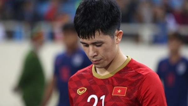 HLV Park gạch tên Đình Trọng trong danh sách sơ bộ gửi AFC