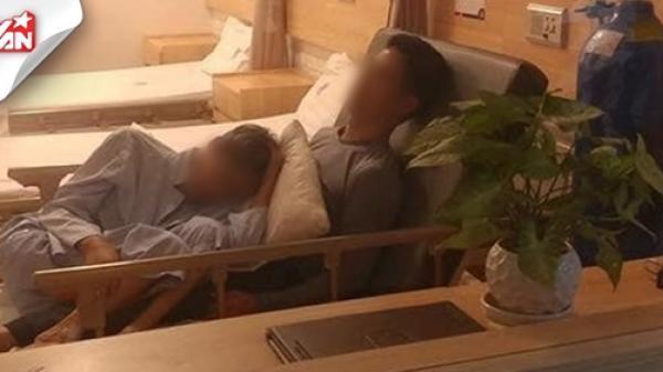 Câu chuyện cảm động về lòng hiếu thảo con trai dành cho cha bị bệnh