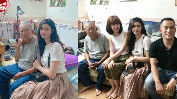 Trương Quỳnh Anh cùng bạn bè kêu gọi quyên góp ủng hộ nghệ sĩ Mạc Can
