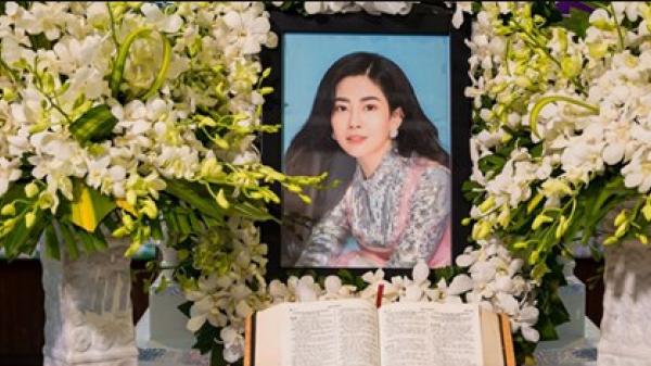 Lễ tang Mai Phương diễn ra chiều nay, con gái cô vẫn chưa biết về sự ra đi của mẹ