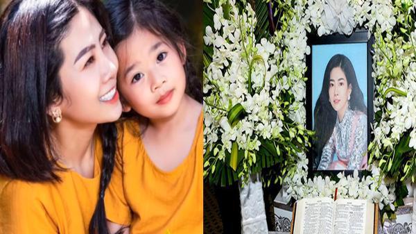 Rơi nước mắt với ca khúc viết riêng cho Mai Phương hát tặng con gái Lavie trước khi qua đời