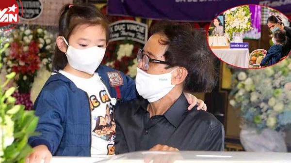 Con gái Mai Phương khiến mọi người không kìm được nước mắt khi hỏi mẹ