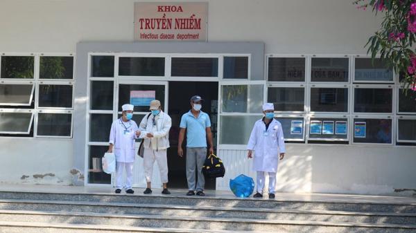 Tin vui: Thêm 5 bệnh nhân mắc COVID-19 khỏi bệnh, Việt Nam có 63 ca khỏi