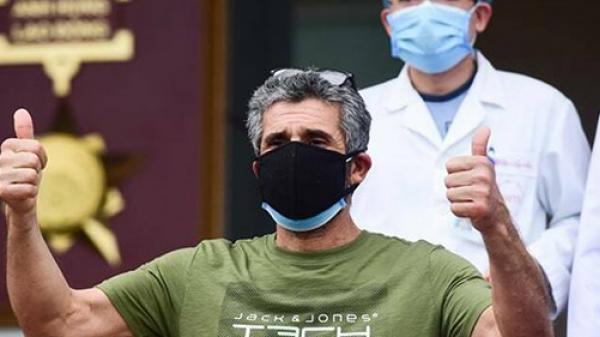 """Bệnh nhân người Pháp cảm kích tấm lòng Việt Nam: """"Tôi đã được bác sĩ Việt Nam cứu sống"""""""