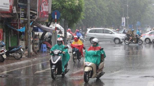Thời tiết ngày 08/04/2020: Bắc Bộ trời rét, Tây Nguyên và Nam Bộ cục bộ có mưa vừa, mưa to