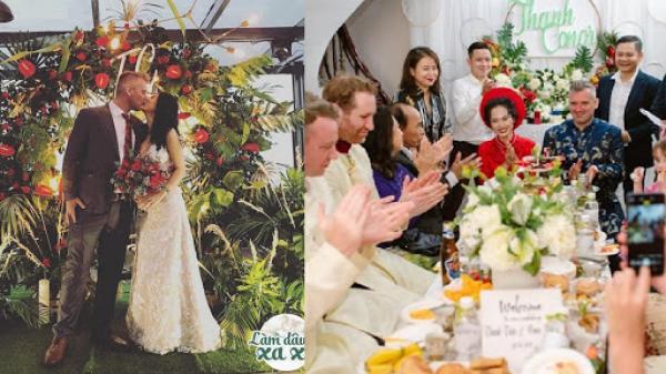 Bố cấm lấy chồng Tây, 8X xinh đẹp được mẹ chồng Ireland sang tận Việt Nam thuyết phục