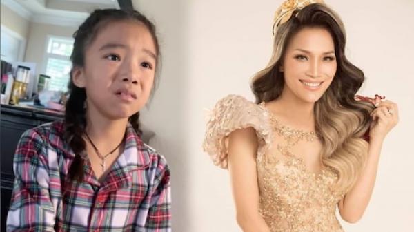 Ca sĩ Hồng Ngọc để lộ vết bỏng lớn ở chân, tiết lộ phản ứng của con gái nhỏ khiến cả dàn nghệ sĩ không nén nổi xúc động