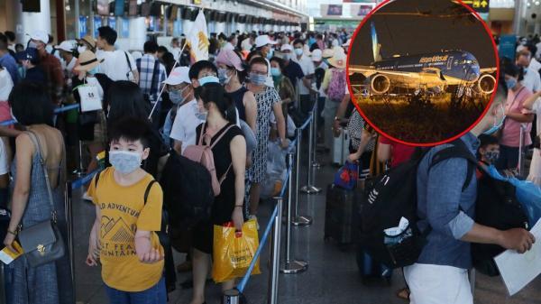 Chính thức ngừng các chuyến bay từ nước ngoài về Đà Nẵng