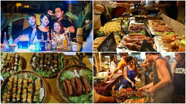 Bình Thuận: Đến ngay Lễ hội Ẩm thực đường phố Mũi Né lớn nhất năm!