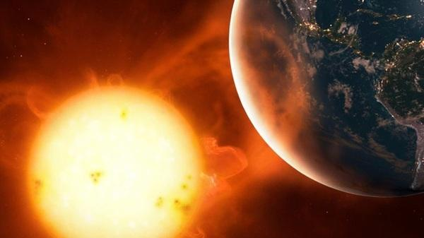 Bão Mặt Trời có thể làm mất Internet trong vài tháng