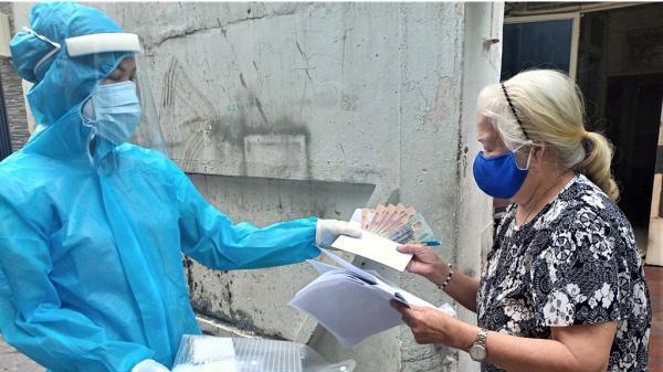 TP HCM sẽ chi hỗ trợ đợt 3 cho người dân khó khăn vào ngày 22-9
