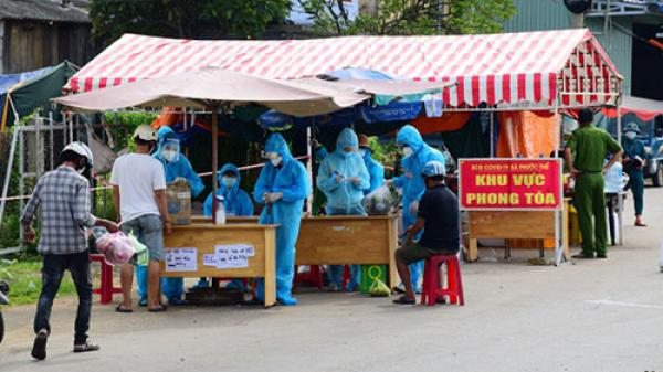 Tuy Phong: Gỡ bỏ phong tỏa xã Phước Thể từ ngày 18/9