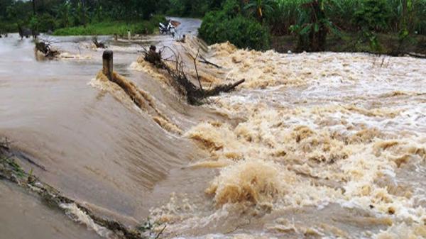 Cảnh báo lũ trên các sông ở khu vực Bắc Bộ, Quảng Nam đến Bình Thuận, Tây Nguyên