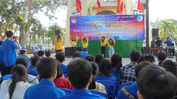 Sôi nổi ngày hội học sinh, sinh viên thành phố Phan Thiết 2018