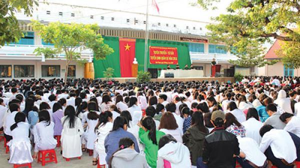 Học sinh Bình Thuận được nghỉ Tết Nguyên Đán 14 ngày