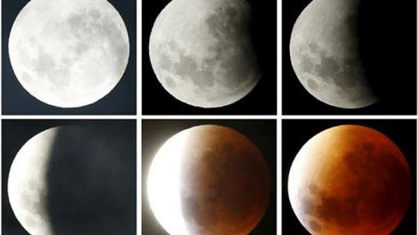 Hiện tượng kỳ ảo thiên nhiên: 3 trăng hội ngộ vào cuối tháng này