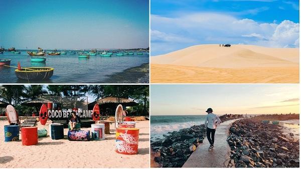 'Điểm danh' những địa điểm 'du hí' nổi tiếng ở Bình Thuận nhất định phải đi trong dịp xuân năm nay! (PI)