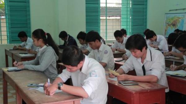 Bình Thuận có 11 học sinh đạt giải trong kỳ thi học sinh giỏi quốc gia