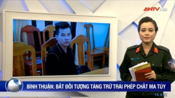 Bình Thuận: Bắt đối tượng tàng trữ gần 200 viên thuốc lắc