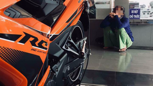 """Sự thật câu chuyện """"Mẹ già vay tiền mua xe Exciter cho con trai"""": Chủ xe ở Bình Thuận đã lên tiếng đính chính"""