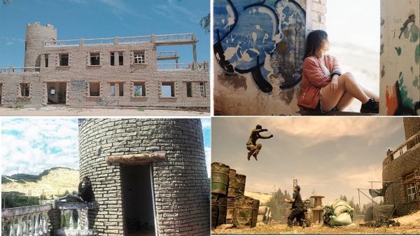 Khám phá 'tòa lâu đài bỏ hoang' nằm trong 'thành phố ma resort' Bình Thuận đang khiến nhiều bạn trẻ say lòng