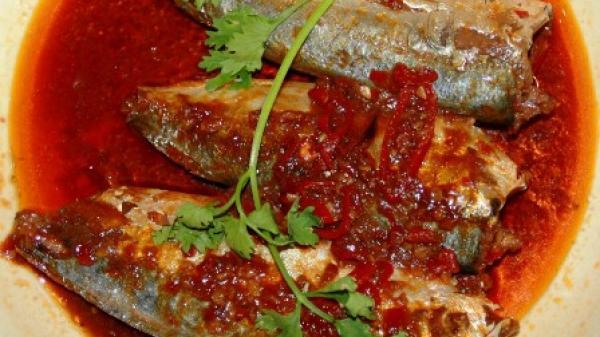 Đậm đà món cá nục kho hương vị Phan Thiết