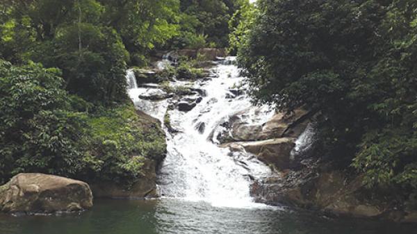 Bình Thuận: Ngắm vẻ đẹp thác Đầu Trâu