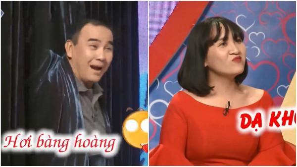 MC Quyền Linh bàng hoàng trước sự cố nói nhầm của cô gái Bình Thuận