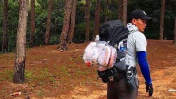 Chưa tiếp cận thi thể nghi của phượt thủ mất tích ở Tà Năng