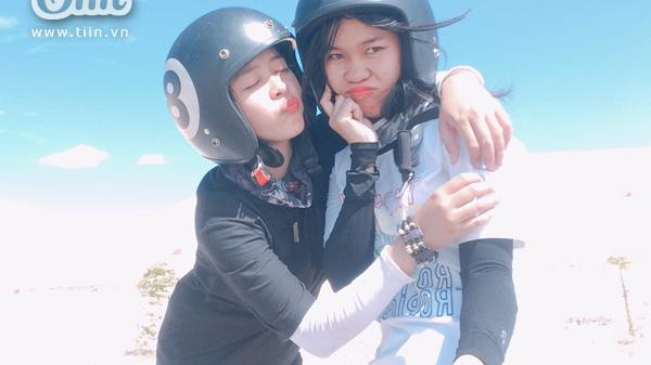 Cặp bạn thân ở Bình Thuận rủ nhau đi xuyên 13 tỉnh miền Tây quay clip dễ thương hết sảy