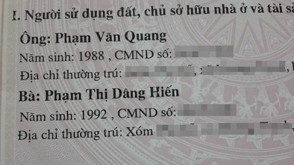 """""""Bùi Văn Dâm, Hồ Hận Tình Đời hay những tên khai sinh 'bá đạo' nhất Việt Nam"""""""