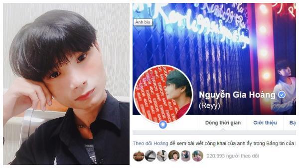 Vượt mặt nhiều hotface, chàng trai Bình Thuận ẵm ngay nút tick xanh Facebook nhờ gương mặt xấu lạ