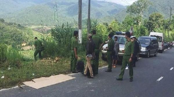 Khởi tố các đối tượng trong vụ phi tang xác ở Bình Thuận gây rúng động